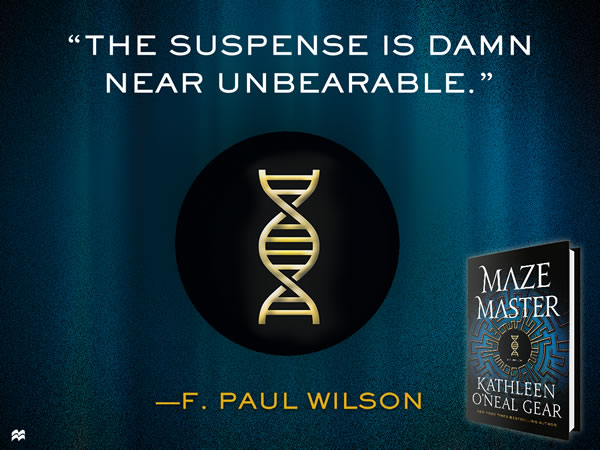 Maze Master Review F Paul Wilson