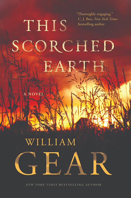 This Scorched Earth: A Novel